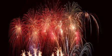 Tyler Hill Bonfire and Fireworks Night 2017